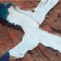X: a grönlandi Leidy-gleccser.