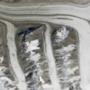 M: kalligrafikus gleccser Kirgizisztánban.